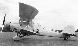 Fairey Gordon - Fairey G1-34 Mk.II