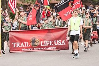 Trail Life USA American scouting organization
