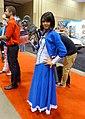 Fan Expo 2014 - Elizabeth (14951342720).jpg