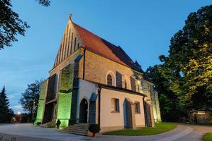 Kolegiata Wniebowzięcia Najświętszej Maryi Panny w Jaśle
