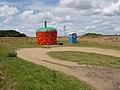 Farm shop, strawberries - geograph.org.uk - 1409998.jpg