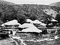 Farmers of forty centuries - Korean farm houses with thatched roofs and earthern walls.jpg