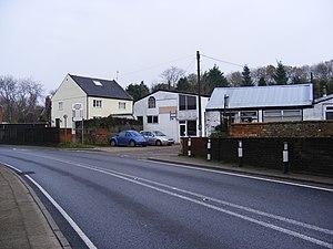 Farnham, Suffolk - Image: Farnham Industrial Estate geograph.org.uk 1063140