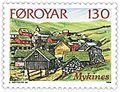 Faroe stamp 026 mykines village.jpg