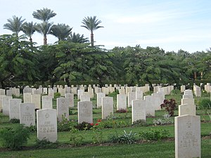 Ismailia Governorate - Fayed War Cemetery