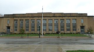 Charles E. Chamberlain Federal Building & Post Office