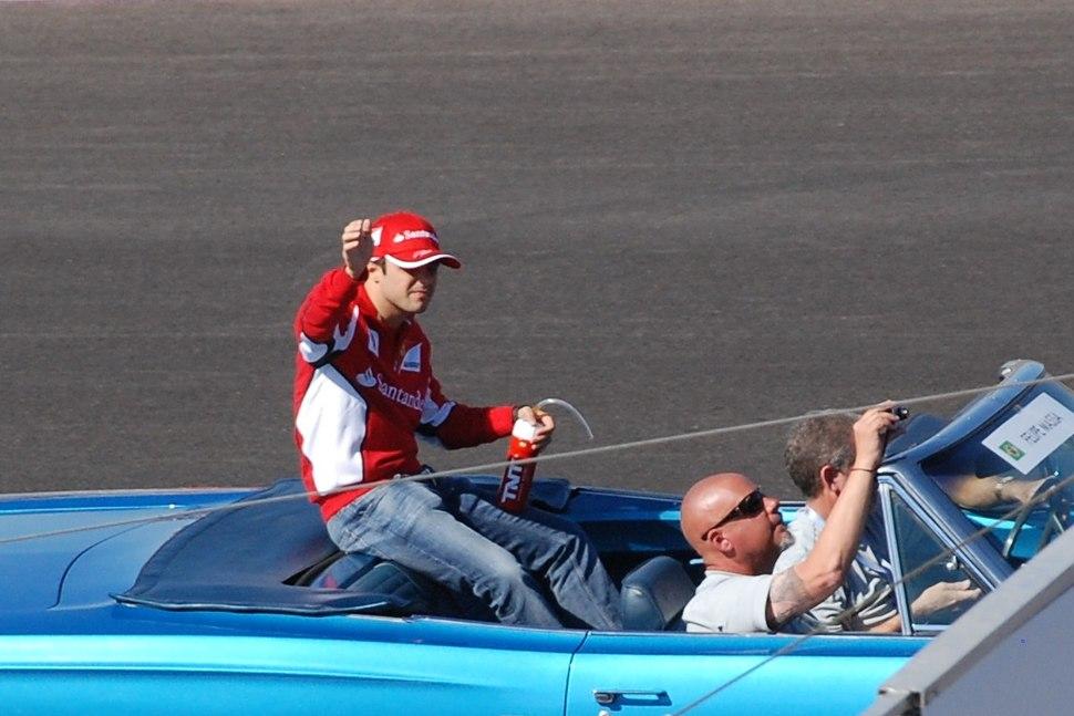 Felipe Massa, United States Grand Prix, Austin 2012