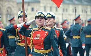 Women in the military in Europe