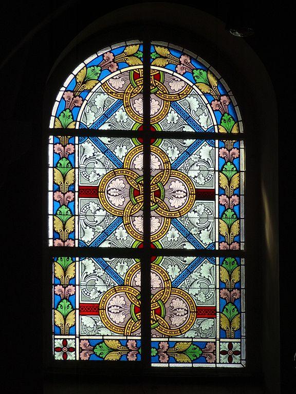 File fenster rundbogen evangelische kirche leihgestern jpg for Fenster wiki