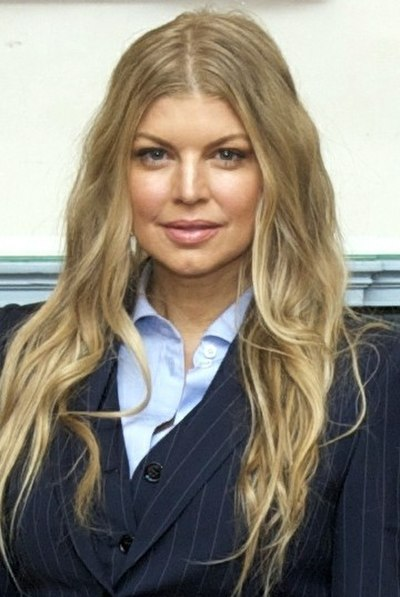 Picture of a band or musician: Fergie