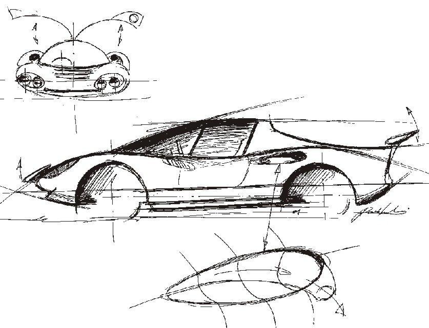 Ferrari Dino berlinetta