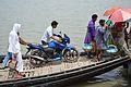 Ferry Service Across River Matla - Godkhali Ghat - South 24 Parganas 2016-07-10 5010.JPG
