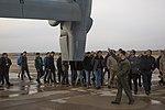 Field trip, U.S. Marines host static display tour for Spanish engineering students 170126-M-VA786-1037.jpg