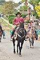 Fiestas Patrias Parade, South Park, Seattle, 2015 - 327 - the horses (21592985515).jpg