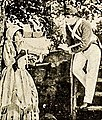 """Film still, """"The Last Meeting"""", from 1912 Edison production For the Cause of the South.jpeg"""