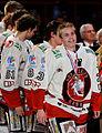 Finale de la coupe de France de Hockey sur glace 2013 - Remise des médailles 04.jpg
