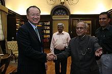 Pranab Mukherjee Wikipedia