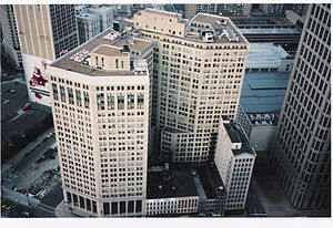 First National Building - Image: First National Detroit