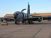First Chilean Air Force KC-135E at Santiago 2010