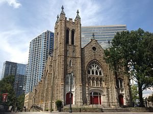 Demographics of Georgia (U.S. state) - First Methodist Episcopal Church South, Atlanta, Georgia
