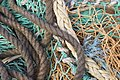 Fishing Nets at Whitstable Harbour - geograph.org.uk - 665003.jpg