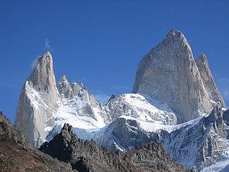 Patagonien Argentinien  Um El Chaltén herum, Rio de las Vueltas