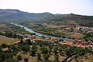 Temo (river) - The river Temo in Bosa