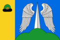 Flag of Poyarkovskoe rural settlement (Ryazan oblast).png