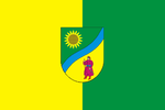Flag of Vasylkiv raion of Dnipropetrovsk oblast.png