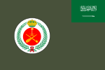 Flag of the Royal Saudi Air Defense Forces.svg