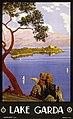 Flickr - …trialsanderrors - Lake Garda, travel poster for ENIT, 1924.jpg