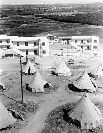Givat Brenner - Kibbutz Givat Brenner, 1935