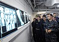 Flickr - Official U.S. Navy Imagery - U.S. Naval Academy midshipmen look at a set of x-rays..jpg
