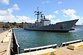 Flickr - Official U.S. Navy Imagery - USS Crommelin pulls into Nawiliwili port..jpg