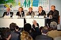 Flickr - boellstiftung - Panel, Ernst Ulrich von Weizsäcker, Jennifer Morgan, Barbara Unmüßig, Matthias Machnig, Jürgen Trittin.jpg