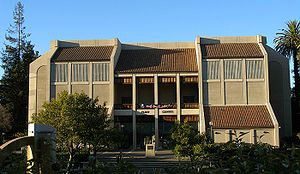 De Anza College - Flint Center, the main auditorium