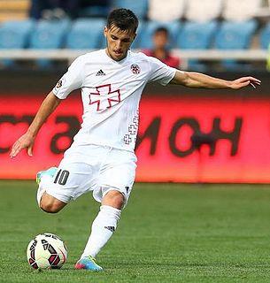 Florentin Matei Romanian footballer