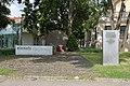 Floridsdorf (Wien) - Denkmal Befreiung Außenlager KZ Mauthausen.JPG