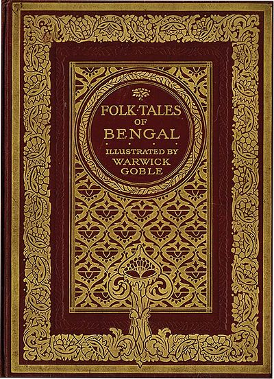 Folk-tales of Bengal cover.JPG