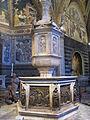 Fonte battesimale di siena, vista 02.JPG