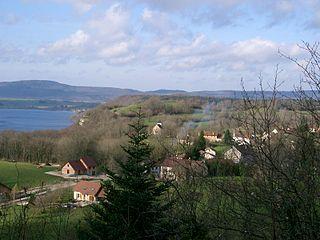 Fontenu Commune in Bourgogne-Franche-Comté, France