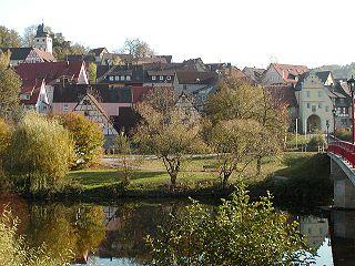 Форхтенберг,  Баден-Вюртемберг, Германия