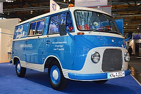 Image illustrative de l'article Ford Transit