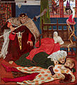 Ford Madox Brown - Death of Sir Tristram - Google Art Project.jpg
