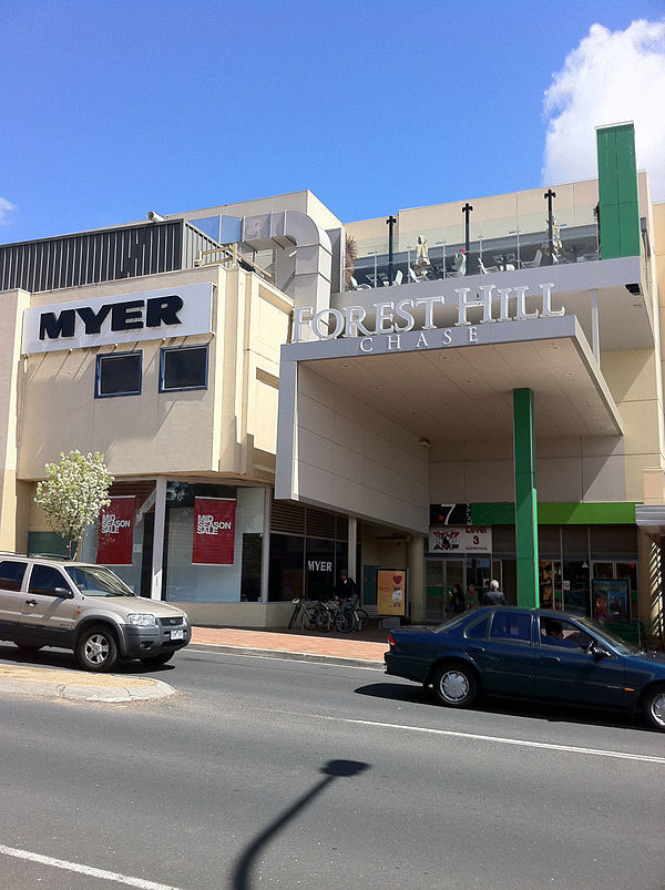 myer opening hours sydney chatswood mall - photo#17