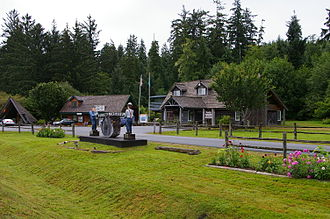 Forks, Washington - Forks Timber Museum