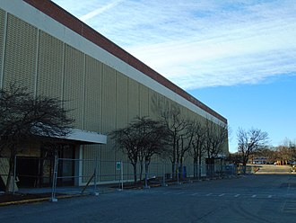 Rhode Island Mall - The closed Sears in the Rhode Island. (January 2018) This location closed in September 2017.
