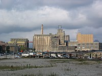 Former brewery Pabst Brewing Company in Milwaukee Wisconsin.jpg