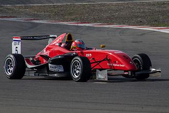 Formula Renault - Formula Renault 1.6 NEC Junior at Nurburgring 2013