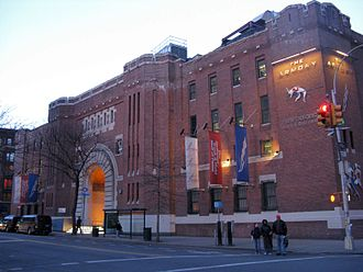 USA Track & Field - The organization operates the National Track & Field Hall of Fame in the former Fort Washington Avenue Armory in New York City